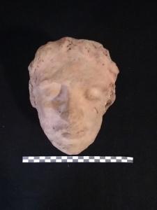 Máscara Funeraria Romana